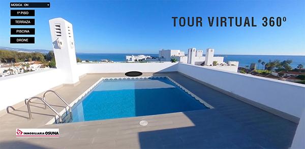 Imagen tour virtual 360
